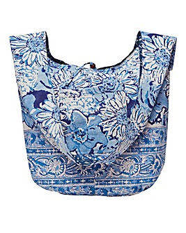 Joe Browns Reversible Shopper Bag