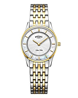 Rotary Ladies Ultra Slim Bracelet Watch