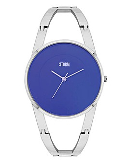 Storm Odesa Lazer Blue Watch