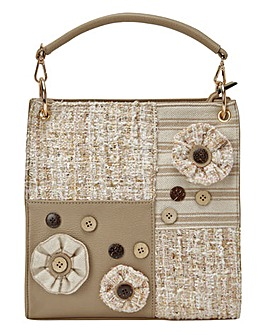 Joe Brown Twist Corsage Bag