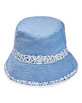 Reversible Gardening Hat