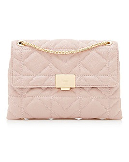 Dune Evangelina Quilted Shoulder Bag