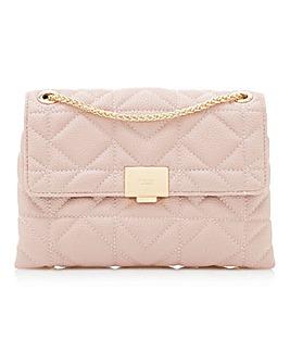 Evangelina Quilted Shoulder Bag