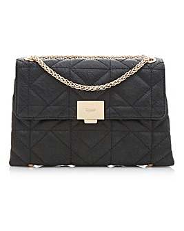 Evangelina Quilted Shoulder Bag