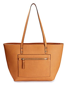 Oasis Zadie Zip Top Shopper