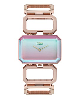Storm Cosima Rose Gold Pink Watch