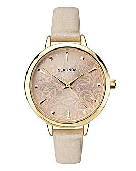 Sekonda Nude Floral Watch