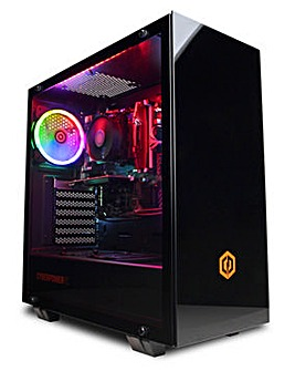 Cyberpower AMD Athlon 3000G Gaming PC - 8GB RAM, 1TB HDD, Onboard Graphics