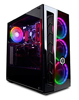 Cyberpower AMD Ryzen 3 3200G Gaming PC - 8GB RAM, 1TB HDD, Onboard Graphics