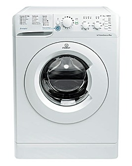INDESIT 6KG 1200RPM LED WASHING MACHINE