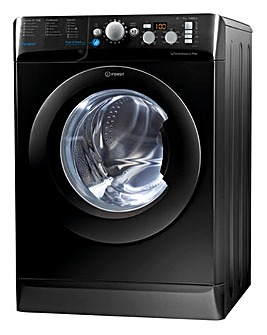 Indesit Innex BWD71453KUK 7kg 1400spin Washing Machine Black