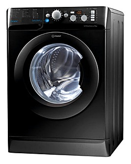 Indesit Innex BWD71453KUK 7kg 1400spin Washing Machine Black + Install