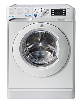 Indesit Innex BWE91484XW 9kg 1400spin Washing Machine White + Installation