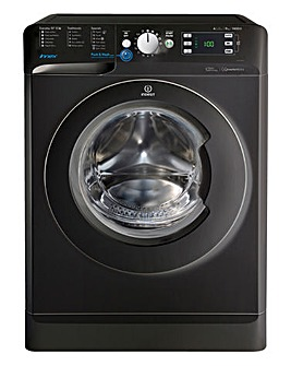 Indesit Innex BWE91484XK 9kg 1400spin Washing Machine Black