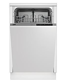 BEKO BI Slimline Dishwasher