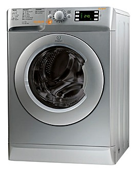 Indesit Innex XWDE861480XS 8+6kg 1400spin Washer Dryer Silver