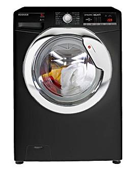 Hoover 8KG 1400RPM Washing Machine Black