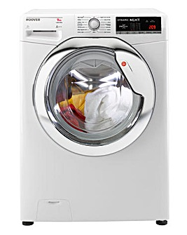 Hoover 9KG 1400rpm Washing Machine White
