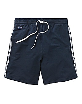 Lacoste Navy Terry Shorts