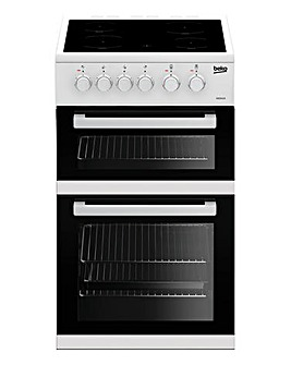 Beko 50cm Electric Double Cooker