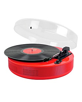 Steepletone Disco Bluetooth Turntable