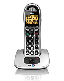 BT 4000 Cordless Big Button Phone with Nuisance Call Blocker