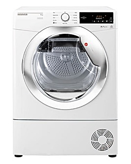Hoover 8kg Aquavision Condenser Dryer