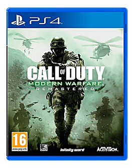 COD Modern Warfare - PS4