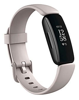 Fitbit Inspire 2 - Lunar White