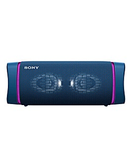 Sony Wireless Portable Bluetooth Speaker SRSXB33L