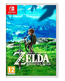 The Legend Of Zelda - Nintendo Switch