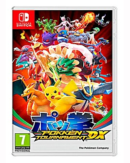 Pokemon Pokken Tournemant DX - Nintendo