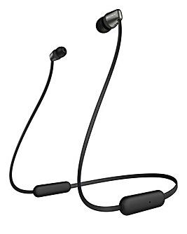 Sony WIC310B Wireless In-Ear Headphones