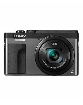 Panasonic 4K Travel Zoom Camera Silver
