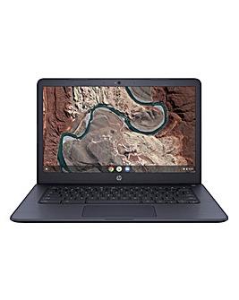 HP AMD A4 32GB 14in Chromebook Blue