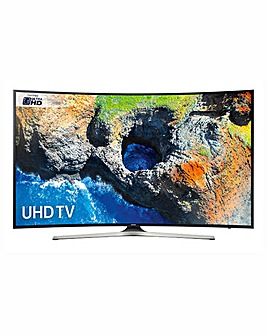 Samsung 65 Smart 4k UHD Curved TV