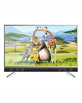 Cello 50 4K Smart TV & Soundbar