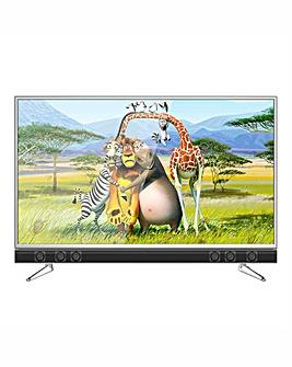 Cello 55 4K Smart TV & Soundbar
