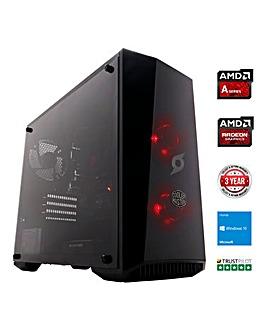 Stormforce Onyx AMD A8 8Gb 1Tb Gaming PC