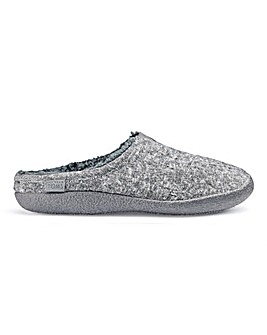 Toms Berkley Grey Slipper