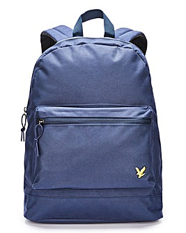 Lyle & Scott Navy Backpack
