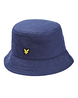 Lyle & Scott Navy Bucket Hat