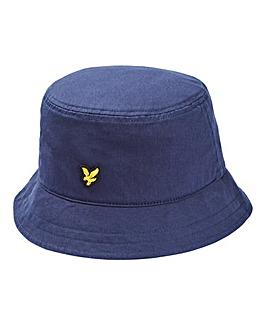 Lyle & Scott Navy Bucket Hat