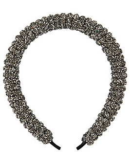 Monsoon Gabby Glitter Textile Headband