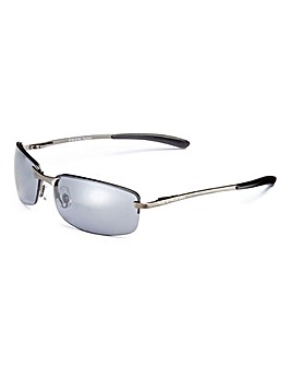 Rhodes Grey Sunglasses