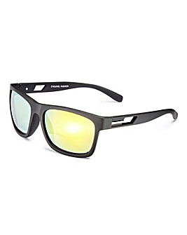 Nashville Black/Yellow Sunglasses