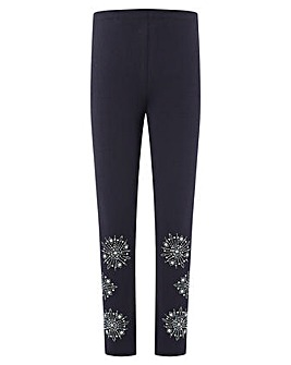 Monsoon Snowflake Legging