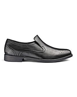 Leather Formal Slip On Shoe Standard Fit