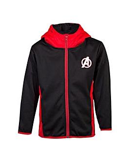 Marvel Comics Avengers Teq Kids Hoodie