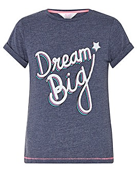 Accessorize Dream Big T Shirt
